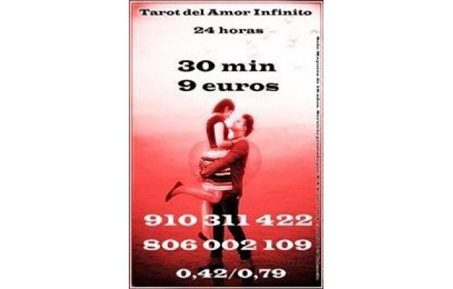 Decídete a descubrir tu destino en el amor con una sola llamada 910311422-