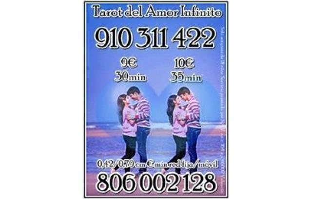 6 € 20 mi VIDENTES REALES ESPECIALISTAS EN AMOR 910311422/806002128 LAS 24