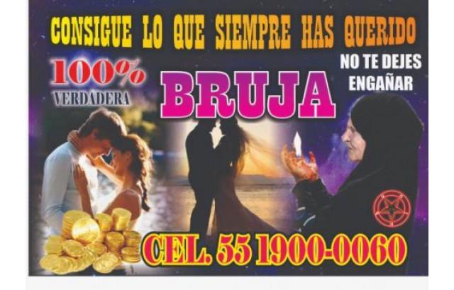 BRUJA DE VERDAD, AMARRES EFECTIVOS PODEROSOS
