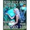 Libera tus dudas. Videncia Tarot Visa  18 € 65 min 910312450-806002109