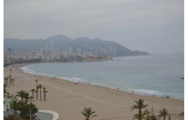 ocasion apartamento con vistas al mar y parking y trastero