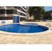ocasion apartamento con vistas al mar y con piscina y jardin y parking