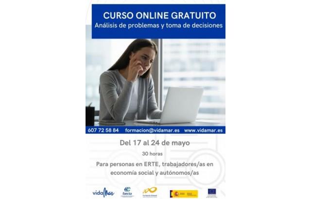 Curso Gratuito Online Análisis de Problemas