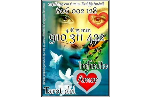 """Precisa y Directa al """"Interpretar las cartas."""" VIDENTE Y TAROTISTA 910 311"""