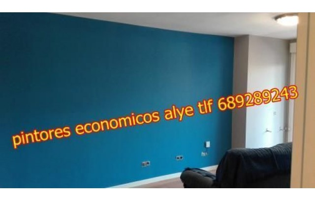 pintores economicos en illescas 689 289 243 dtos40%