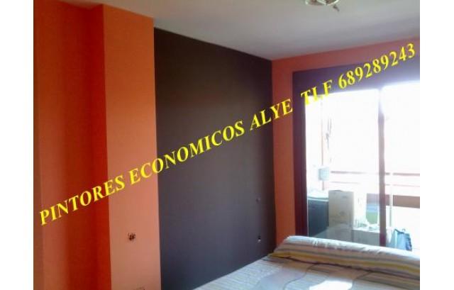 Pintores economicos en galapagar 689289243 españoles dtos. octubre