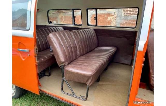 VW Combi T2 9 plazas