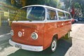 VW Combi T2 9 places 1980