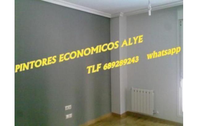 Pintores economicos en coslada 689 289 243 alye