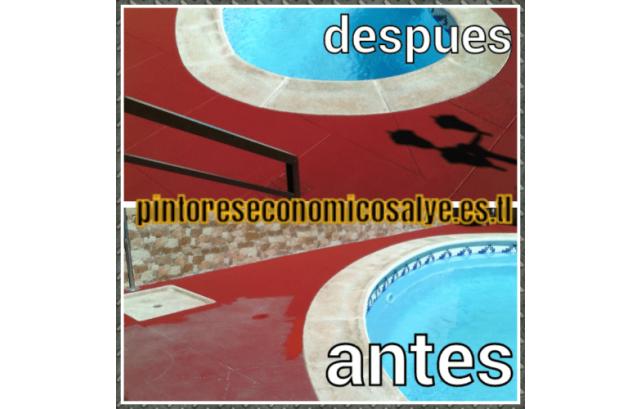 Pintores economicos en becerril de la sierra  689 289 243 alye