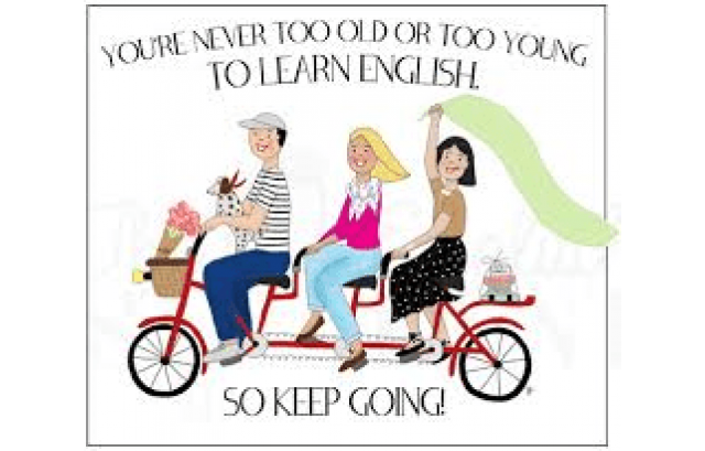 Cursos de Ingles( Academia La Cometa)