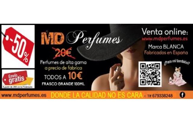 Perfume Nº 200 BAMBA A .DOMINGO. HOMME  Equivalente Alta Gama marca blanca