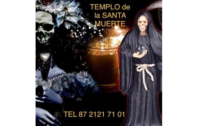 TEMPLO DE LA SANTA MUERTE