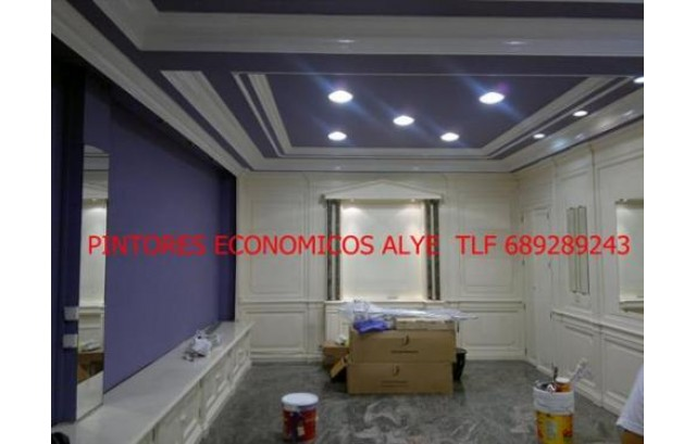 pintores economicos en navas del rey  alye 689 289 243