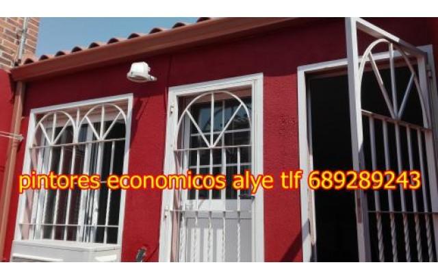 Pintores economicos en yeles bajada de precios españoles. 689289243