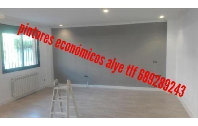 Pintores economicos en alpedrete 689289243 españoles