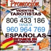 Española sin gabinetes Tarotista efectiva vidente de amor