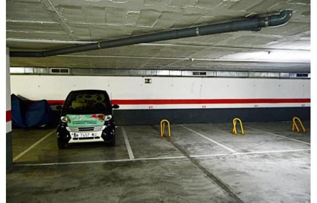 4 últimas plazas de garaje en Poniente Benidorm