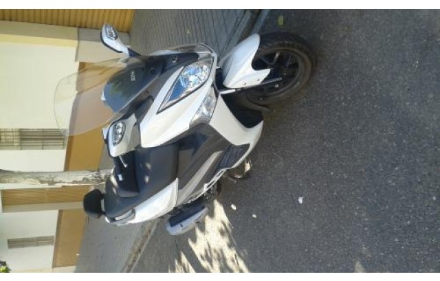 mi SYM joymax gts 125cc se cambia por un quad