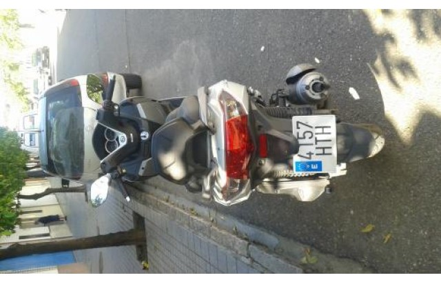cambio SYM joimax gts 125cc por quad