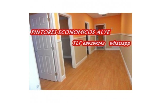 Pintores baratos en brunete 689289243 españoles